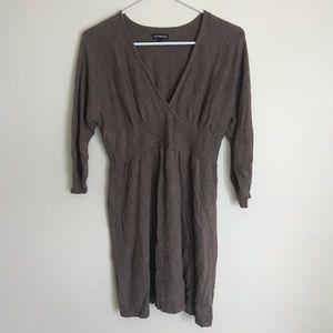Express sdress or legging top sweater